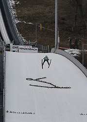 01.02.2019, Energie AG Skisprung Arena, Hinzenbach, AUT, FIS Weltcup Ski Sprung, Damen, Qualifikation, im Bild Katharina Ellmauer (AUT) // Katharina Ellmauer (AUT) during the woman's Qualification Jump of FIS Ski Jumping World Cup at the Energie AG Skisprung Arena in Hinzenbach, Austria on 2019/02/01. EXPA Pictures © 2019, PhotoCredit: EXPA/ Reinhard Eisenbauer