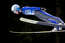 Jacqueline Seifriedsberger from Austria during Qualification Round at Day 2 of FIS Ski Jumping World Cup Ladies Ljubno 2018, on January 27, 2018 in Ljubno ob Savinji, Slovenia. Photo by Urban Urbanc / Sportida
