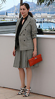 Actress Amira Casar.at Michael Kohlhaas Film Photocall Cannes Film Festival On Friday 24th May May 2013