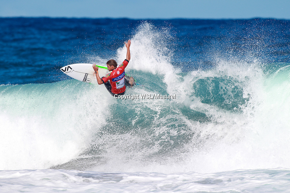 Ricardo Christie (NZL) .Acores16