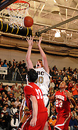 5 FEB. 2010 -- TOWN AND COUNTRY, MO. -- CBC High School's Ryan Pierson (30) puts up a shot  during the game between CBC and Chaminade at CBC High School in Town and Country, Mo. Friday, Feb. 5, 2010. Photo (c) copyright by Sid Hastings.