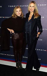 Chloe Mortez & Dee Ocleppo at the opening of the new Tommy Hilfiger store on in London on Thursday 1st December 2011. Photo by: i-Images