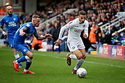 Wycombe midfielder Nick Freeman (22) during the EFL Sky Bet League 1 match between Peterborough United and Wycombe Wanderers at London Road, Peterborough, England on 2 March 2019.