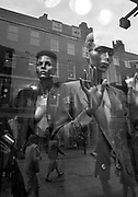Grace Jones Store display  –  London 1985