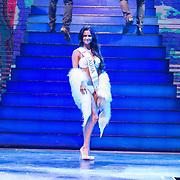 NLD/Hilversum/20131208 - Miss Nederland finale 2013, Laura van Rees
