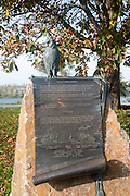 Nibelung monument, Tulln an der Donau,  Austria