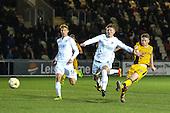Newport County v U23 Swansea City 041016