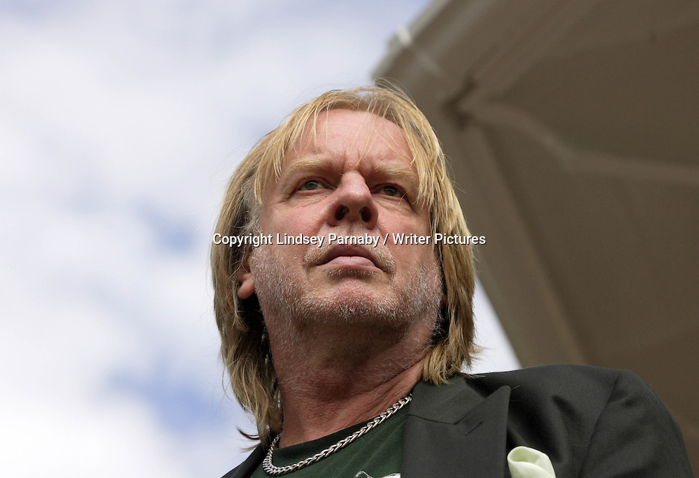 Rick Wakeman, English musician, in Norwich, UK, August 4th 2008.<br /> <br /> Copyright Lindsey Parnaby / Writer Pictures<br /> contact +44 (0)20 822 41564<br /> info@writerpictures.com<br /> www.writerpictures.com