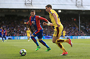 Crystal Palace v Burnley 29 April 2017