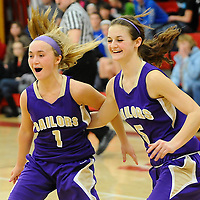 2.16.2011 Vermilion at Firelands Girls Varsity Basketball