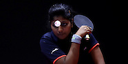Table Tennis -Indian Open  Day 2 Qualifiers