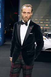 November 8, 2018 - Berlin, Berlin, Deutschland - James Middleton bei der 20. Verleihung der GQ Men of the Year Awards 2018 in der Komischen Oper. Berlin, 08.11.2018 (Credit Image: © Future-Image via ZUMA Press)