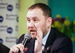 Labour MP Ian Murray addresses an anti-Brexit rally at Augustine United Church, Edinburgh. pic copyright Terry Murden @edinburghelitemedia