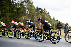 Lisa Klein (GER) at Ladies Tour of Norway 2018 Stage 1, a 127.7 km road race from Rakkestad to Mysen, Norway on August 17, 2018. Photo by Sean Robinson/velofocus.com