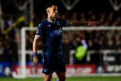 Jonson Clarke-Harris of Bristol Rovers - Mandatory by-line: Ryan Hiscott/JMP - 19/11/2019 - FOOTBALL - Hayes Lane - Bromley, England - Bromley v Bristol Rovers - Emirates FA Cup first round replay