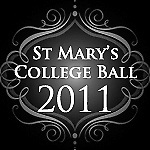 St Mary's College Ball 2011