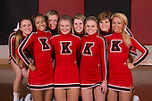 KHS Winter Cheer Squad