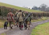 Wickfield & Weston Shoot  8th January 2011