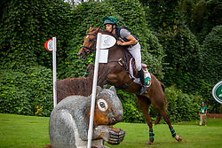 Daniels Cathal, IRL, Rioghan Rua<br /> World Equestrian Games - Tryon 2018<br /> © Hippo Foto - Sharon Vandeput<br /> 16/09/2018