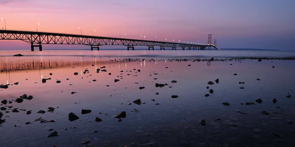 Mackinac Bridge<br />