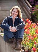 Lynn Penner-Ash, winemaker, Penner-Ash Winery, Willamette Valley, Oregon