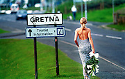 GENERIC PICTURE FOR WEDDINGS AT GRETNA GREEN.