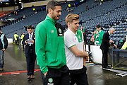 Celtic's keeper Craig Gordon (1) the Betfred Scottish Cup  Final match between Aberdeen and Celtic at Hampden Park, Glasgow, United Kingdom on 27 November 2016. Photo by Craig Galloway.
