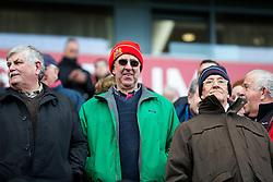 Bristol City fans - Rogan Thomson/JMP - 04/02/2017 - FOOTBALL - Ashton Gate Stadium - Bristol, England - Bristol City v Rotherham United - Sky Bet Championship.