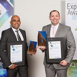 Media Wall - Premier's Export Awards 2016