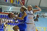 CAGLIARI 20 AGOSTO 2011<br /> CAMPIONATI EUROPEI U 16<br /> ITALIA BELGIO<br /> NELLA FOTO KACERIK<br /> FOTO CIAMILLO
