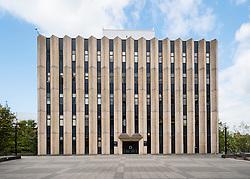 Wolfson Centre building at Strathclyde University in Glasgow, Scotland, United Kingdom