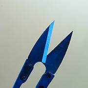 A pair of minature hobby shears