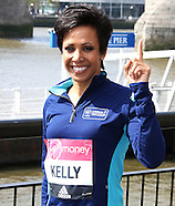 Dame Kelly Holmes - Virgin Money London Marathon Photocall