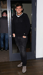 James Argent attends launch party of Fuzzy Banter a new dating app which keeps users faces blurry untill they choose to reveal themselves to their matches. Held at La Sala, Chigwell Road, Essex on Monday 16 March 2015