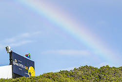 July 20, 2017 - Beautiful rainsbows for finals day of the Corona Open J-Bay...Corona Open J-Bay, Eastern Cape, South Africa - 20 Jul 2017. (Credit Image: © Rex Shutterstock via ZUMA Press)