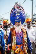 Holla Mohalla Celebration in Sri Anandpur Sahib in Punjab, India