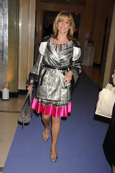 Actress SHARON MAUGHAN at the 10th Anniversary Party of the Lavender Trust, Breast Cancer charity held at Claridge's, Brook Street, London on 1st May 2008.<br />