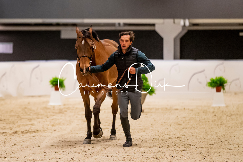 Alvarez Aznar Eduardo, ESP, Rokfeller de Pleville Bois Margot<br /> LONGINES FEI World Cup™ Finals Gothenburg 2019<br /> © Dirk Caremans<br /> 02/04/2019