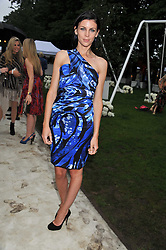 LIBERTY ROSS at the annual Serpentine Gallery Summer Party sponsored by Burberry held at the Serpentine Gallery, Kensington Gardens, London on 28th June 2011.