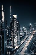 Sheikh Zayed Road - Dubai, U.A.E.