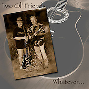 Two Ol' Friends CD Cover