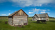 Hornbek Homestead, Florissant Fossil Beds National Monument, Colorado