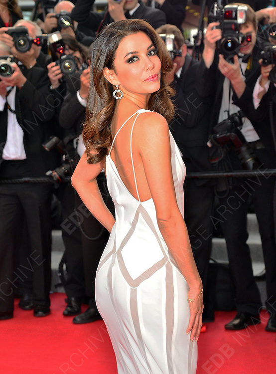 17.MAY.2012. CANNES<br /> <br /> EVA LONGORIA ATTENDS THE PREMIERE OF ROUILLE ET DOS AT THE PALAIS DE FESTIVAL IN CANNES DURING THE 65TH CANNES FILM FESTIVAL<br /> <br /> BYLINE: JO ALVAREZ/EDBIMAGEARCHIVE.COM<br /> <br /> *THIS IMAGE IS STRICTLY FOR UK NEWSPAPERS AND MAGAZINES ONLY*<br /> *FOR WORLD WIDE SALES AND WEB USE PLEASE CONTACT EDBIMAGEARCHIVE - 0208 954 5968*