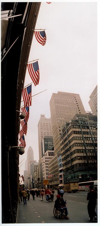 Horizon Perfekt panoramic images of New York city, USA