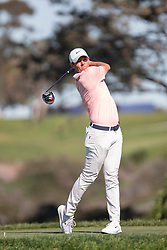 January 27, 2019 - San Diego, CA, U.S. - SAN DIEGO, CA - JANUARY 27: Rory McIlroy during the final round of the Farmers Insurance Open at Torrey Pines Golf Club on January 27, 2019 in San Diego, California. (Photo by Alan Smith/Icon Sportswire) (Credit Image: © Alan Smith/Icon SMI via ZUMA Press)