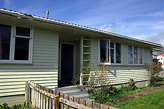 Auckland-Mangere house where three youths were badly burnt while huffing