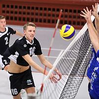 VBALL: 26-10-2016 - ASV Århus - VK Vestsjælland - Volleyligaen