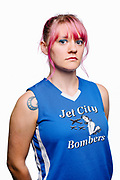 Jet City Rollergirls Bombers - Season 10.