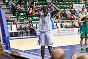 DESCRIZIONE : Eurolega Euroleague 2014/15 Gir.A Dinamo Banco di Sardegna Sassari - Zalgiris Kaunas<br /> GIOCATORE : Shane Lawal<br /> CATEGORIA : Ritratto Esultanza<br /> SQUADRA : Dinamo Banco di Sardegna Sassari<br /> EVENTO : Eurolega Euroleague 2014/2015<br /> GARA : Dinamo Banco di Sardegna Sassari - Zalgiris Kaunas<br /> DATA : 14/11/2014<br /> SPORT : Pallacanestro <br /> AUTORE : Agenzia Ciamillo-Castoria / Luigi Canu<br /> Galleria : Eurolega Euroleague 2014/2015<br /> Fotonotizia : Eurolega Euroleague 2014/15 Gir.A Dinamo Banco di Sardegna Sassari - Zalgiris Kaunas<br /> Predefinita :