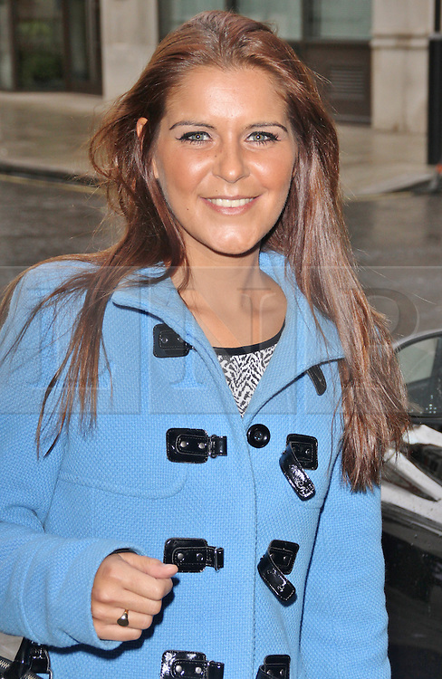 Gemma Oaten at Radio 2© Licensed to London News Pictures. Photo credit : Brett D. Cove/Piqtured/LNP